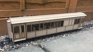 16mm Scale Welsh Highland Railway Brake Coach No.2090