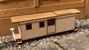 16mm Scale Bridgton and Saco River Railroad Freight Multipack