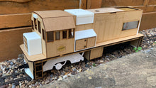 Load image into Gallery viewer, 16mm Scale South African Railways Class 91-000