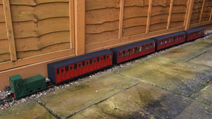 16mm Scale Ffestiniog Railway Modern Era Multipack