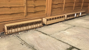 16mm Scale Ffestiniog Railway Heritage Multipack