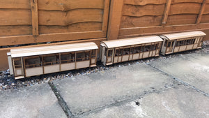 16mm Scale Welsh Highland Railway Shortie Multipack