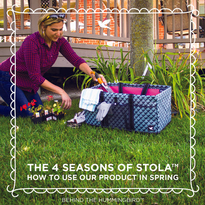 The 4 Seasons of Stola: How to Use Our Products in Spring