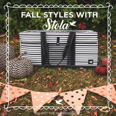 Show Off Your Stola: Fall Styles Edition