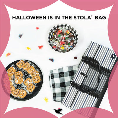 Halloween is in the (Stola) Bag
