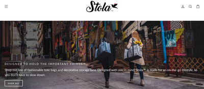 Stola Go Live! Navigating Our Official Website Launch