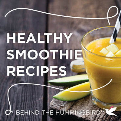 10 Healthy Smoothie Recipes to Celebrate Warmer Weather
