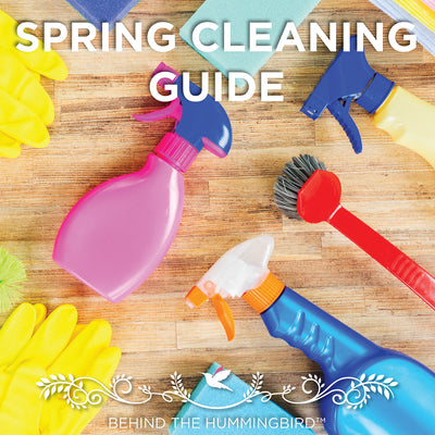 A Helpful Spring Cleaning Guide to Organize Your Home