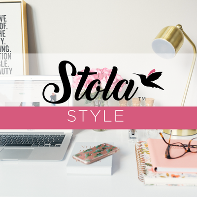 February Trends: Stola Style