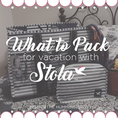What to Pack for Vacation with Stola