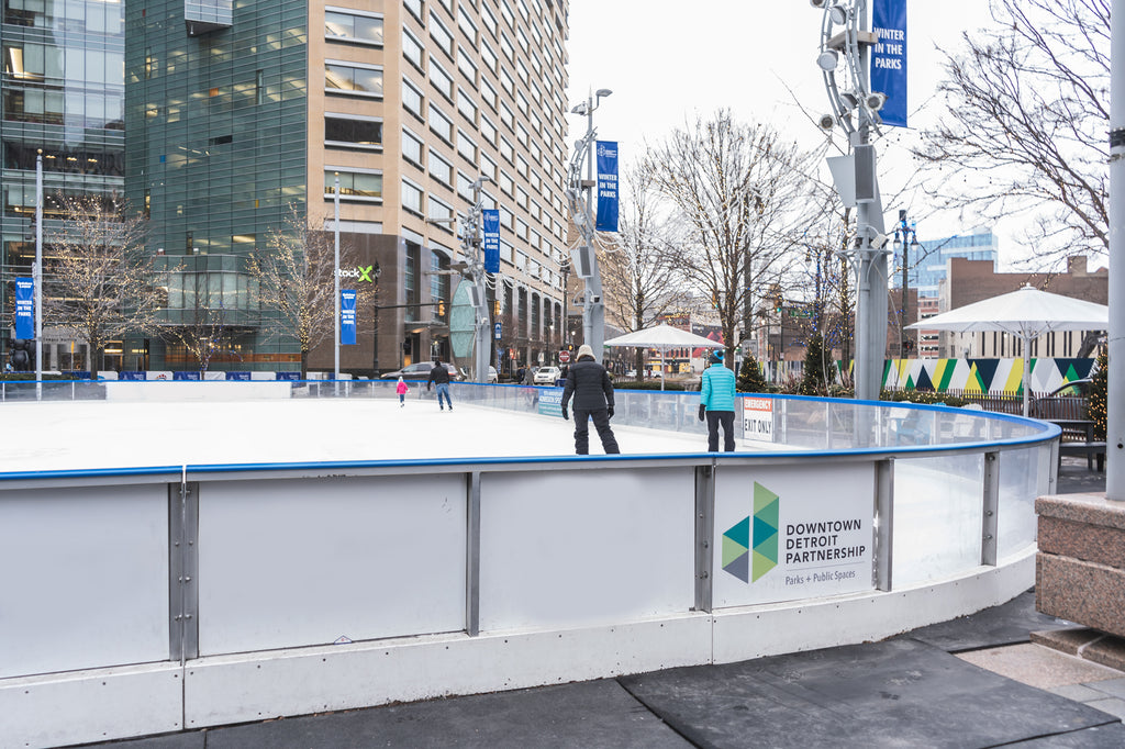 what to do in detroit, campus martius