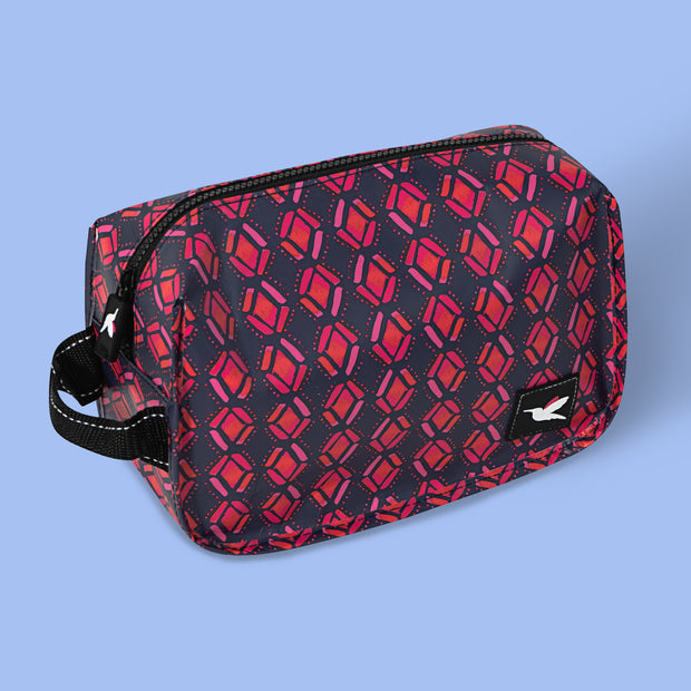 Essentials Case - Honeysuckle Tribal