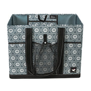 Overnight Tote - Medallion Blossom