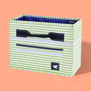 File Bin - Herringbone Ribbons