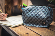 Essentials Case - Hummingbird Houndstooth