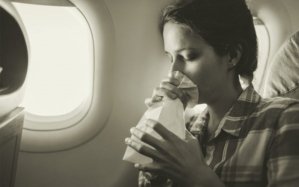 Feeling Sick After a Vacation? Airborne Germs May Be the Reason