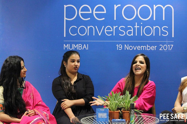 Hilarious Washroom Conversations Every Office Goer Has