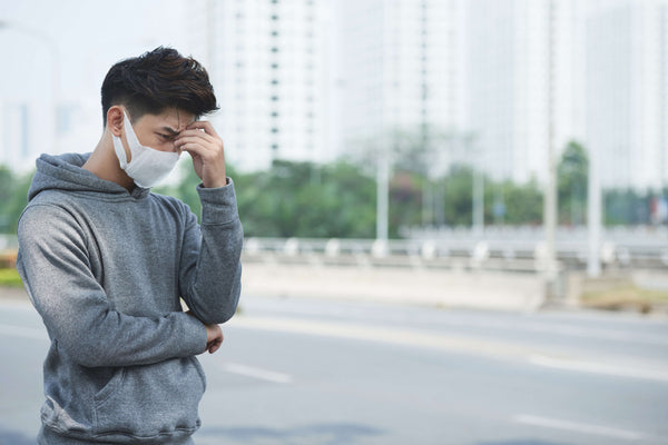 Difficult to find best Pollution Mask for Daily Purpose