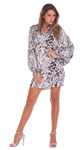 Animalier Minidress