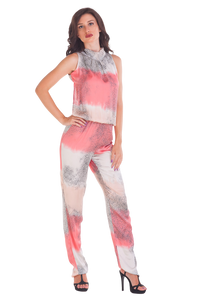 Coral Long Jumpsuit - Scalzi&Pareati