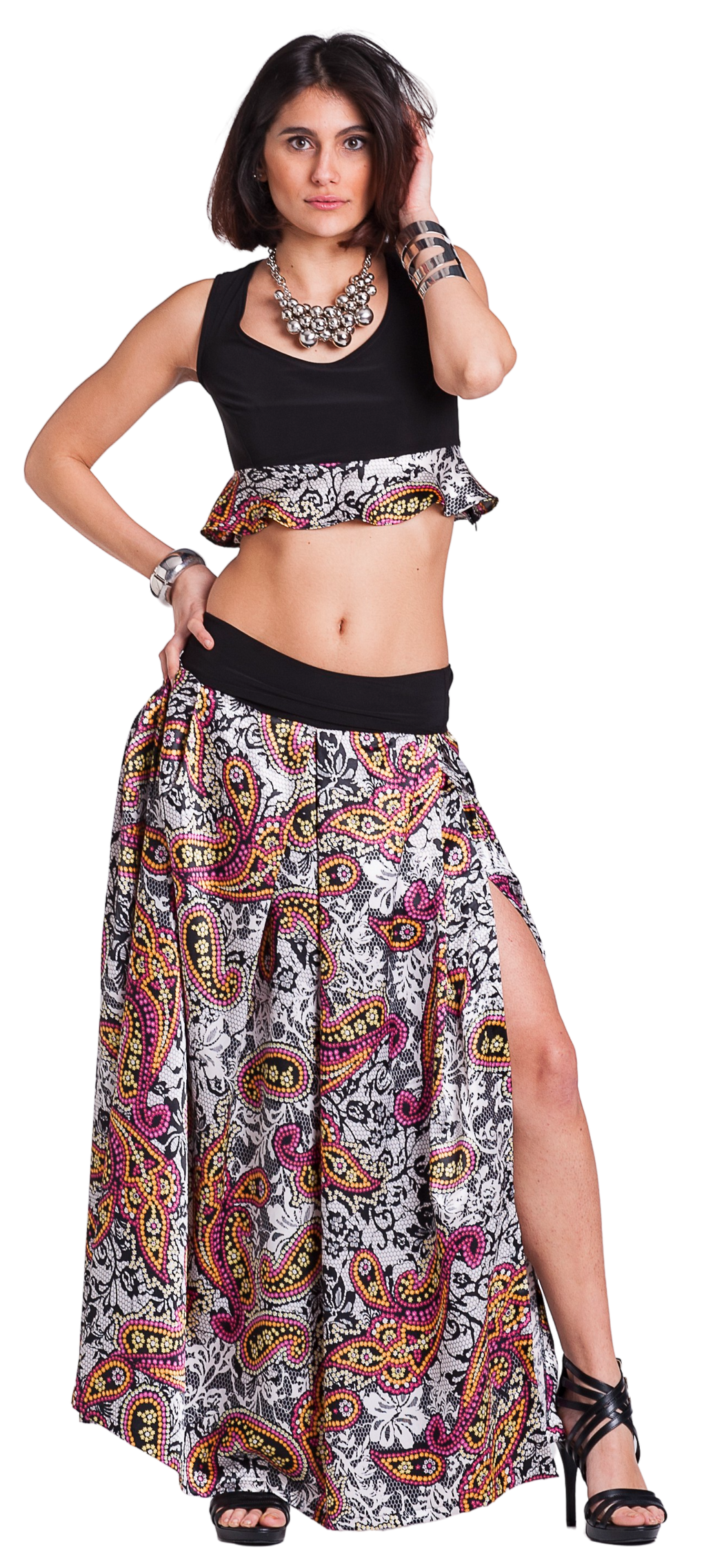 Arabesque Skirt