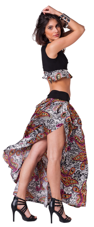 Arabesque Skirt - Scalzi&Pareati