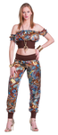 Arabesque Pants Outfit - Scalzi&Pareati