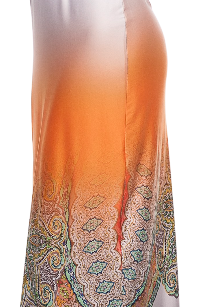 Sunset Long Dress - Scalzi&Pareati