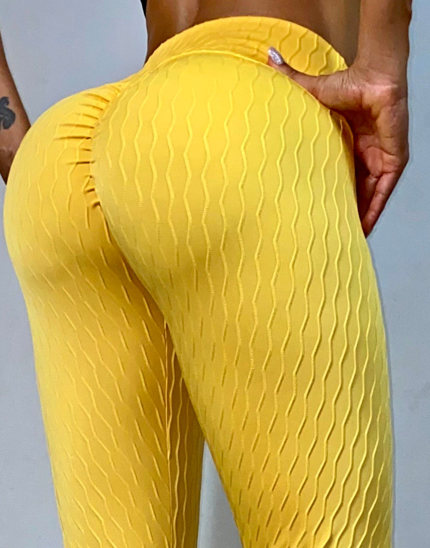 LEGGINGS Gold L12