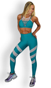 LEGGINGS + TOP 3003c