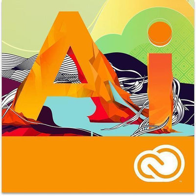 Adobe Illustrator CC (Windows) (No Monthly Fee)