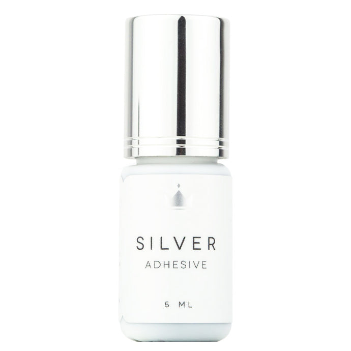 Silver Sensitive Adhesive