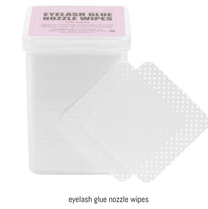 Eyelash Glue Nozzle Wipes