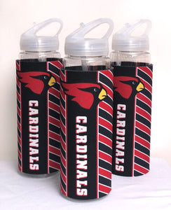 Cardinals Tall 32oz. Water Jug