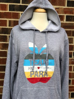 Team Para Lightweight Fleece Hoodie
