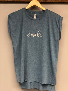 Smile Muscle Tank
