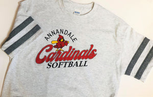 Annandale Cardinals Softball Victory T-shirt