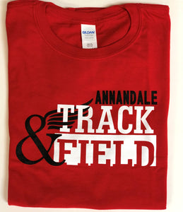 Annandale Track & Field T-shirt