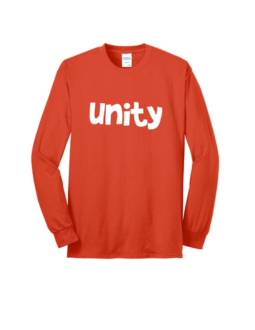 Long Sleeve Unity Day Shirt
