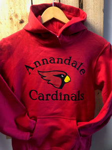Classic Cardinal Youth Sweatshirt