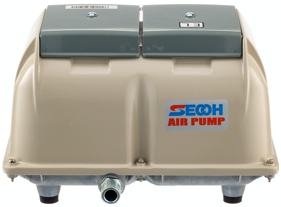 Secoh Diaphragm Compressor Model EL-150WAL