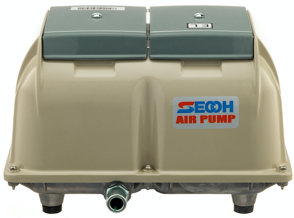 Secoh Diaphragm Compressor Model EL-200W