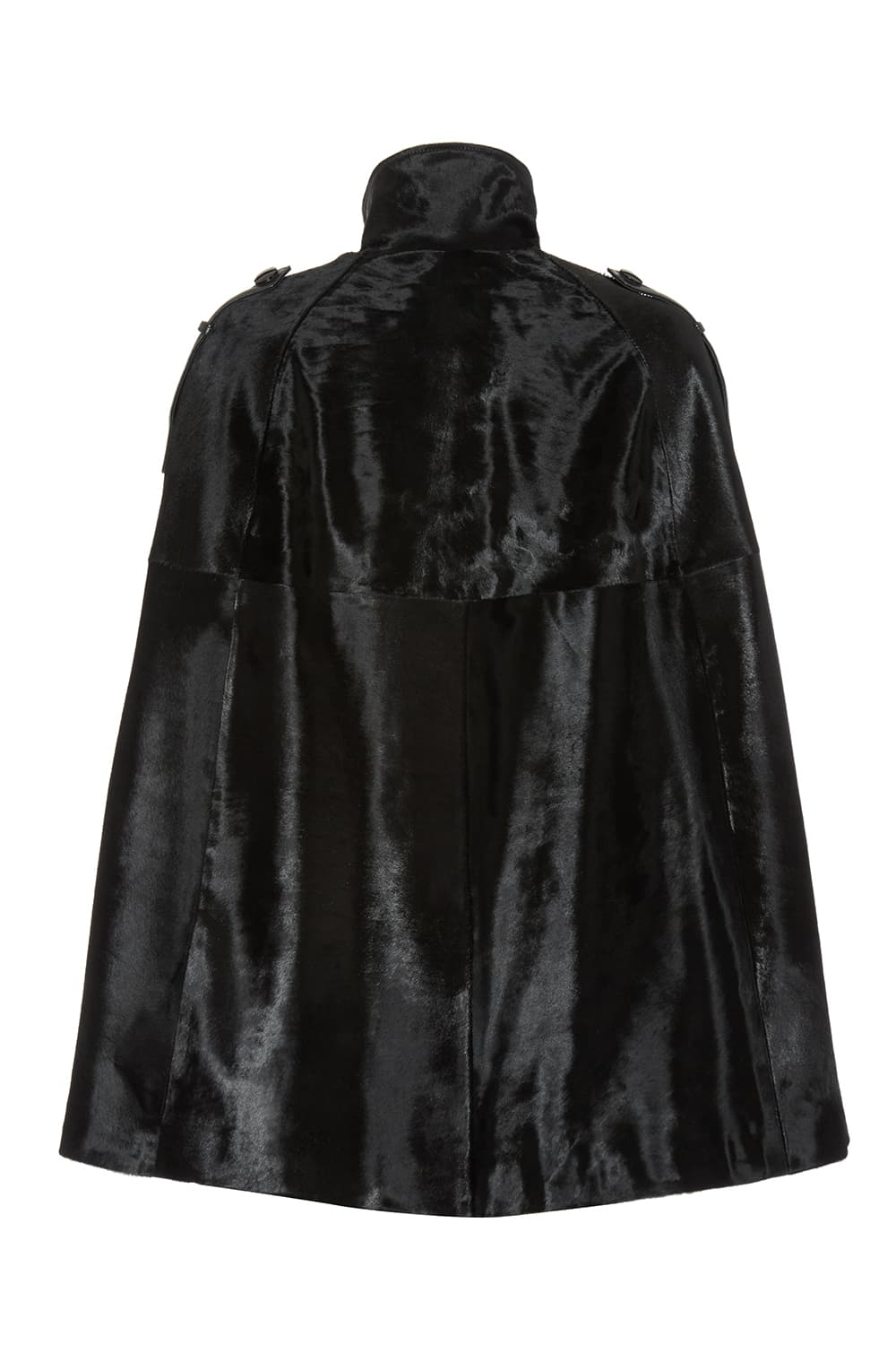 Calfskin Tailored Cape