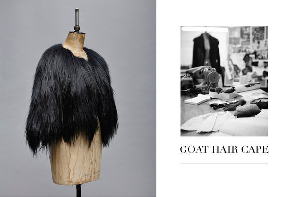 Goat Hair Cape