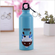 Animals Bottle With Clip