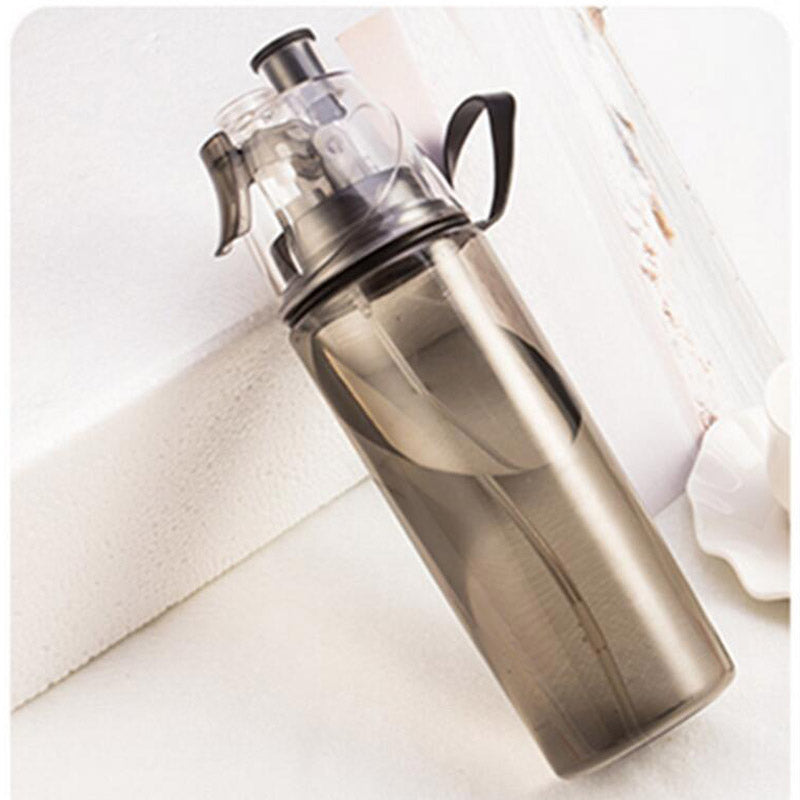 Professional Bottle With Spray Mechanism