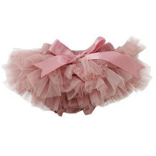 Rose Gold Tutu Bloomers