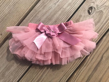 Load image into Gallery viewer, Vintage Pink bloomer and headband Set