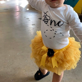 Bumblebee First Birthday