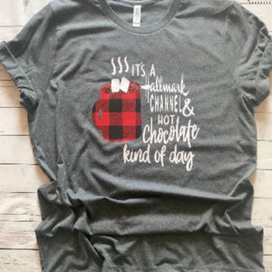 8933667d Hallmark Christmas Shirt – Lucy's chic boutique